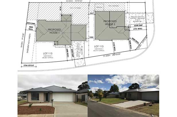 Armidale Custom Project  - Duplex Invest - The Process